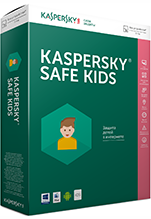 НЕ ДЛЯ ПРОДАЖИ Kaspersky Safe Kids Russian Edition. 1-User 1 year Base Retail Pack